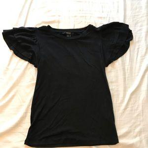 Forever 21 black T-shirt